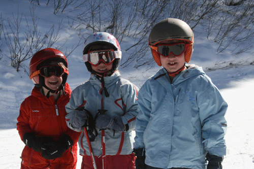 Mini Zap Ski