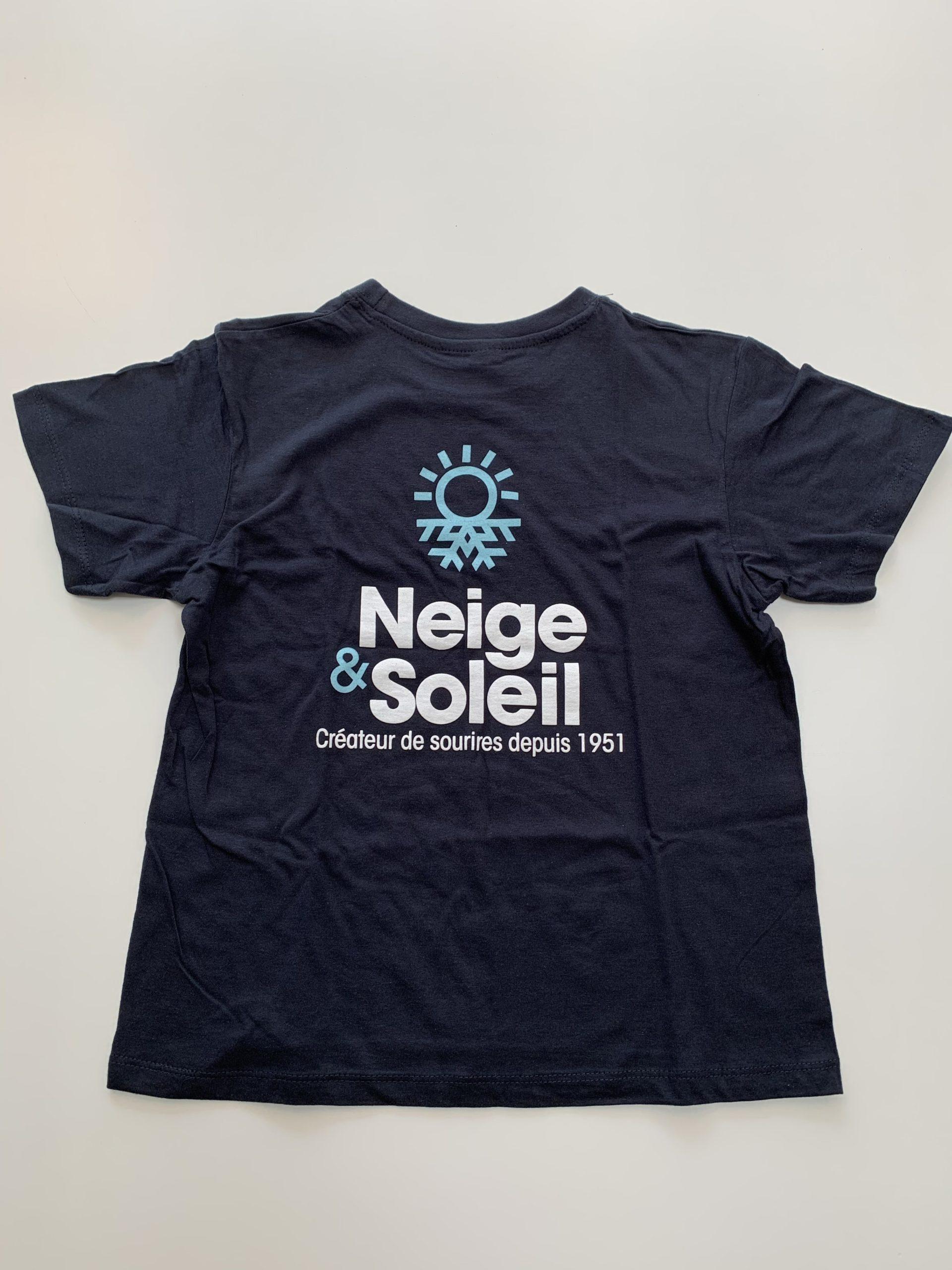 Tee-shirt Enfants (Nouveaux modèles)