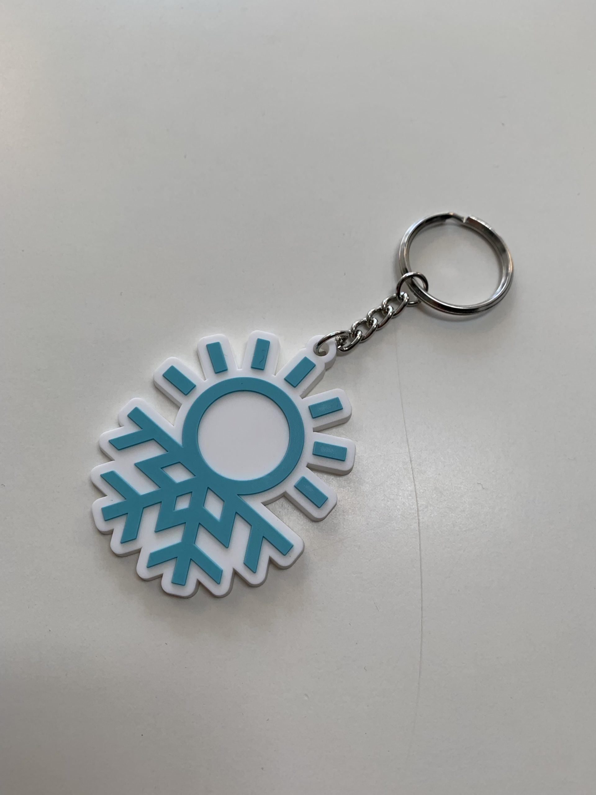 Porte-Clés logo Neige et Soleil
