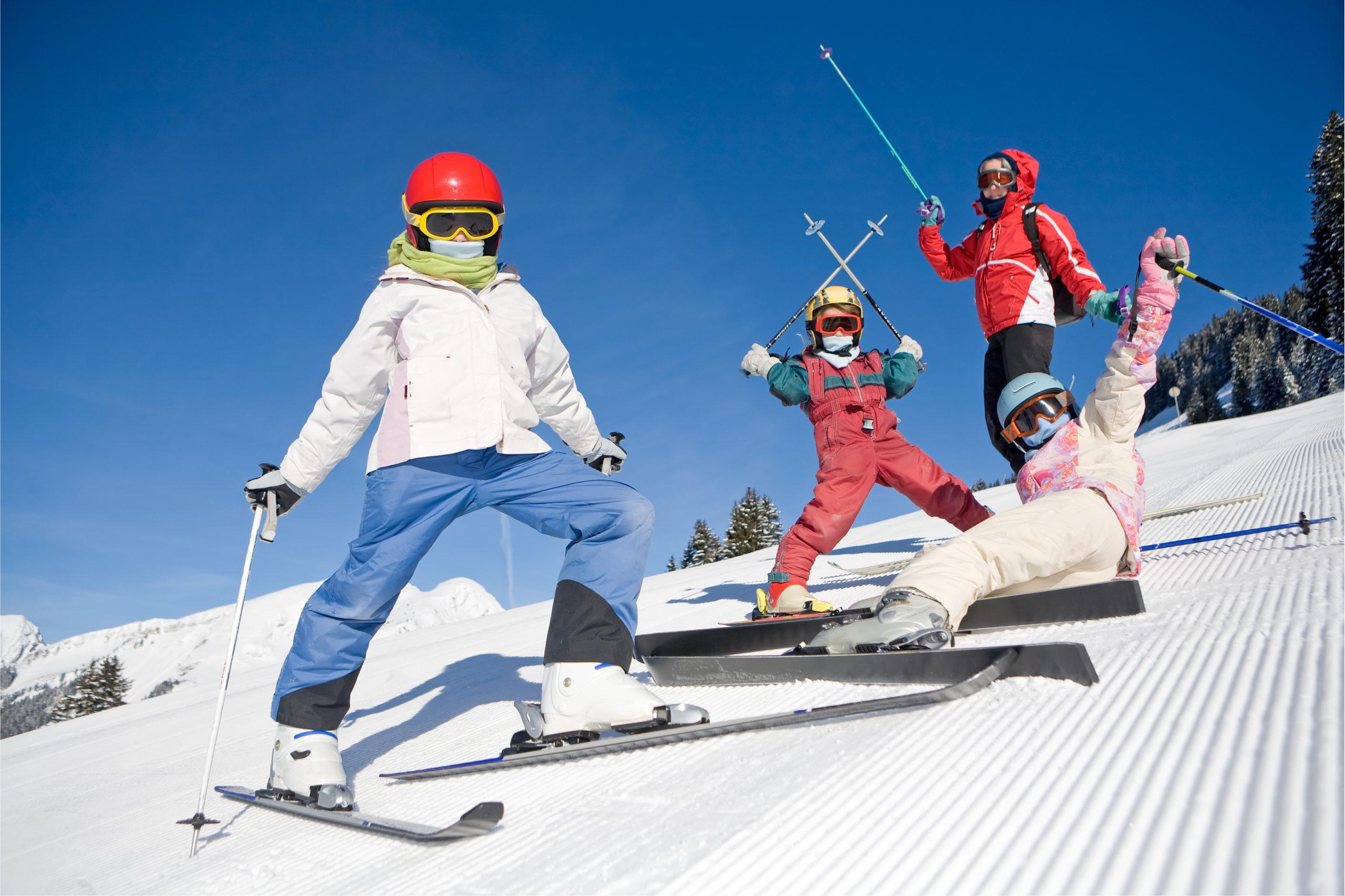 """Neige """"100% ski"""""""