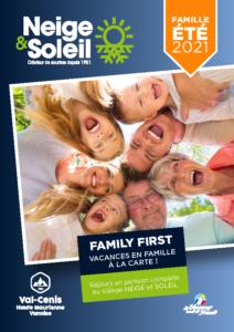 Eté 2021 – Family First vacances en famille